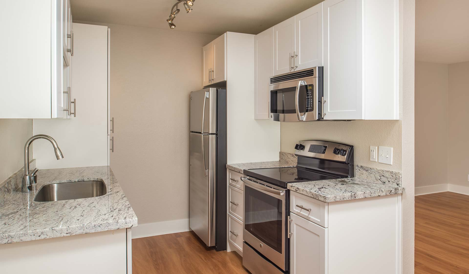 Pacifica Park Apartments - Kitchens - Pacifica, CA